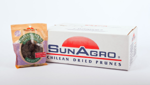 Sunagro Pitted dried plums - Chilean dried prunes