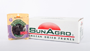 Sunagro Unpitted dried plums - Chilean dried prunes