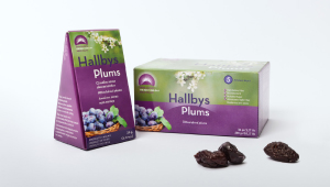 Sunagro Hallbys Plums - Chile
